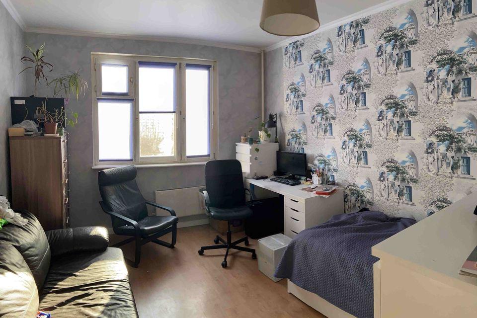 Продаётся 1-комнатная квартира, 38.3 м²